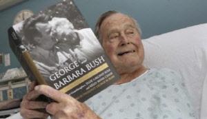 94세된 아버지 부시… 미국 최장수 대통령